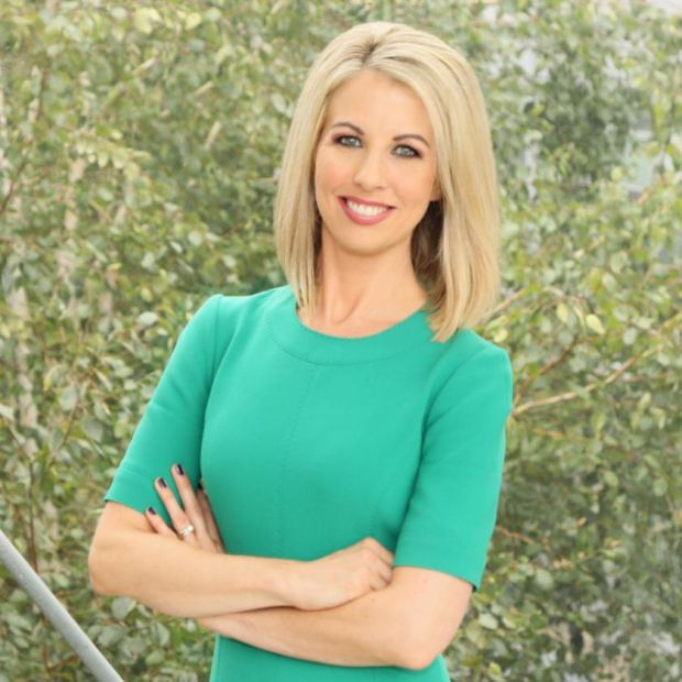 RTÉ presenter and journalist Caitriona Perry