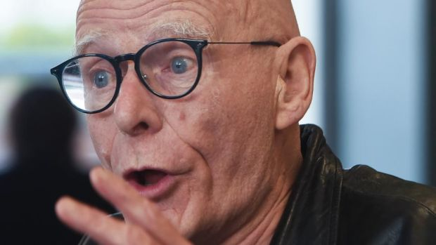Eamonn McCann: 'It's very hard to let go of dreams when they define your life and yourself, but I think the influence of 53 years ago and the civil rights movement is still there.'  Photo: Trevor McBride
